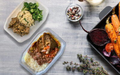 Do the meals have a use-by date, and can I freeze my meals?
